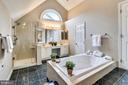 Master Bath - 5104 DOYLE LN, CENTREVILLE