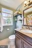 Renovated upper bathroom - 3021 S BUCHANAN ST, ARLINGTON