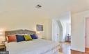 Spacious master bedroom! - 3021 S BUCHANAN ST, ARLINGTON