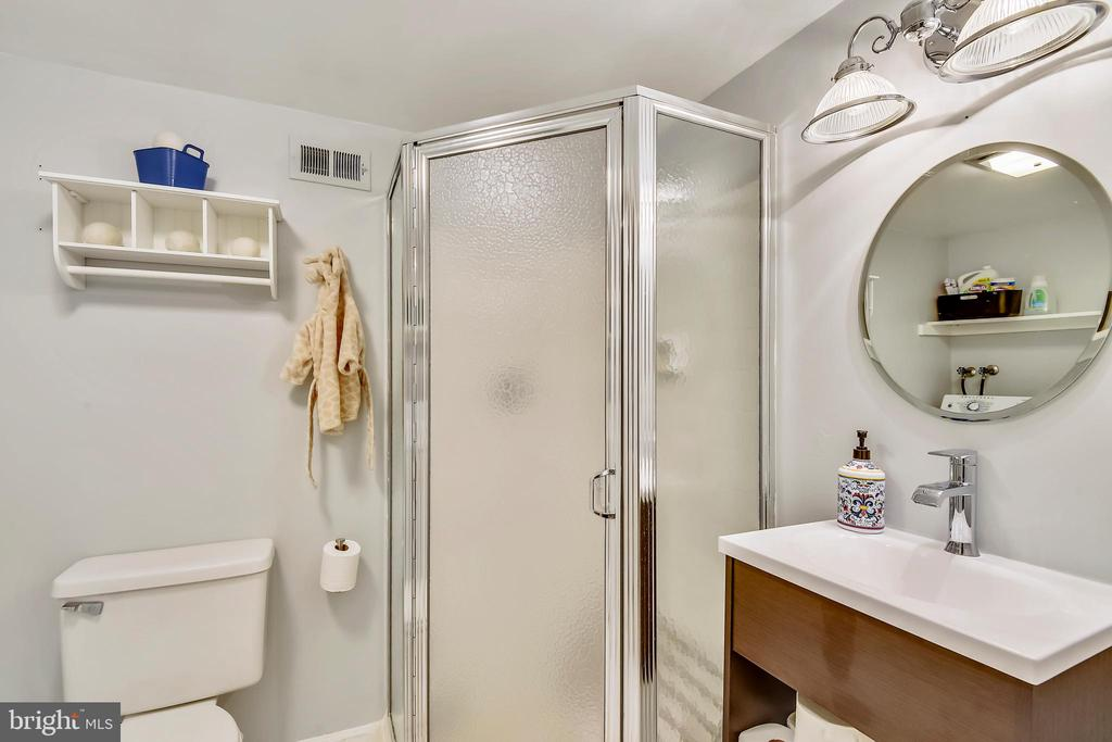 W/ Updated vanity & flooring - 3021 S BUCHANAN ST, ARLINGTON