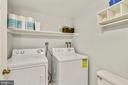Laundry nook - 3021 S BUCHANAN ST, ARLINGTON