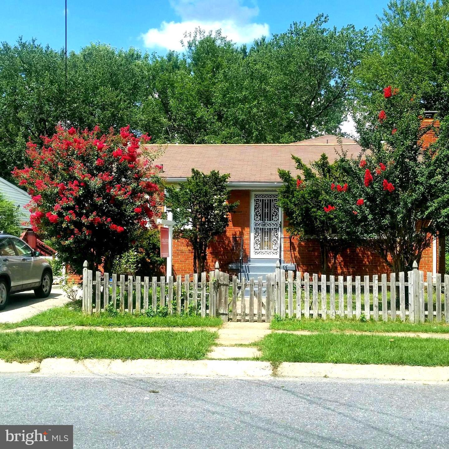 Photo of home for sale at 2504 Amherst Road, Hyattsville MD