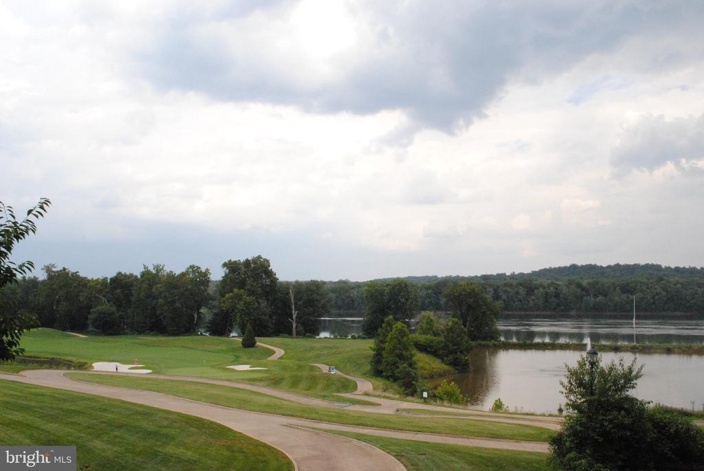 View from the Clubhouse of the Potomac River - 43535 FIRESTONE PL, LEESBURG