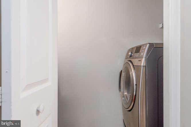 Upstairs laundry - 30 BRIDGEPORT CIR, STAFFORD
