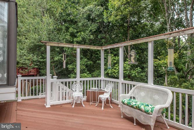 Surrounded by trees - 30 BRIDGEPORT CIR, STAFFORD