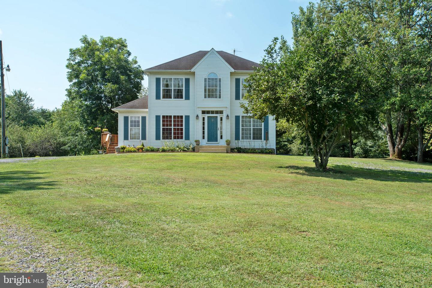 Single Family Homes for Sale at Rhoadesville, Virginia 22542 United States