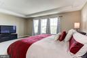 MASTER BEDROOM - 8717 LIBEAU DR, MANASSAS