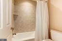 FULL BATHROOM #2 - 8717 LIBEAU DR, MANASSAS