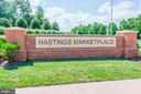 WELCOME TO HASTINGS MARKETPLACE - 8717 LIBEAU DR, MANASSAS
