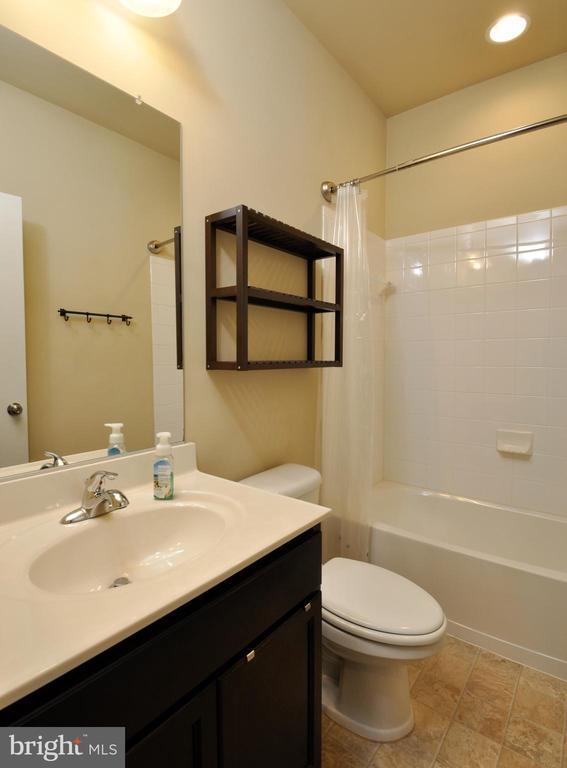 Full Bathroom in Basement - 41 NIDAY DR, STAFFORD