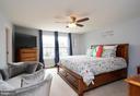Master bedroom - 16651 DANRIDGE MANOR DR, WOODBRIDGE