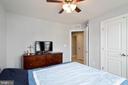 Bedroom - 16651 DANRIDGE MANOR DR, WOODBRIDGE
