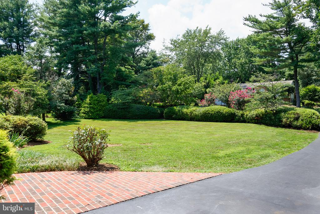 Front yard - 909 CANTLE LN, GREAT FALLS