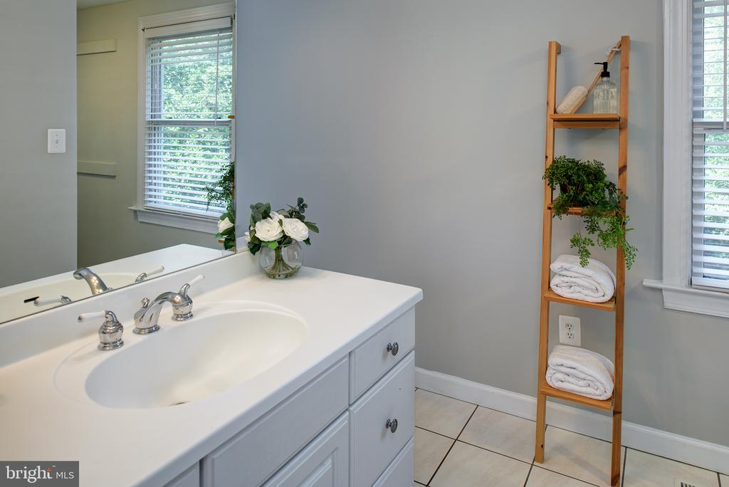 Master bathroom - 909 CANTLE LN, GREAT FALLS