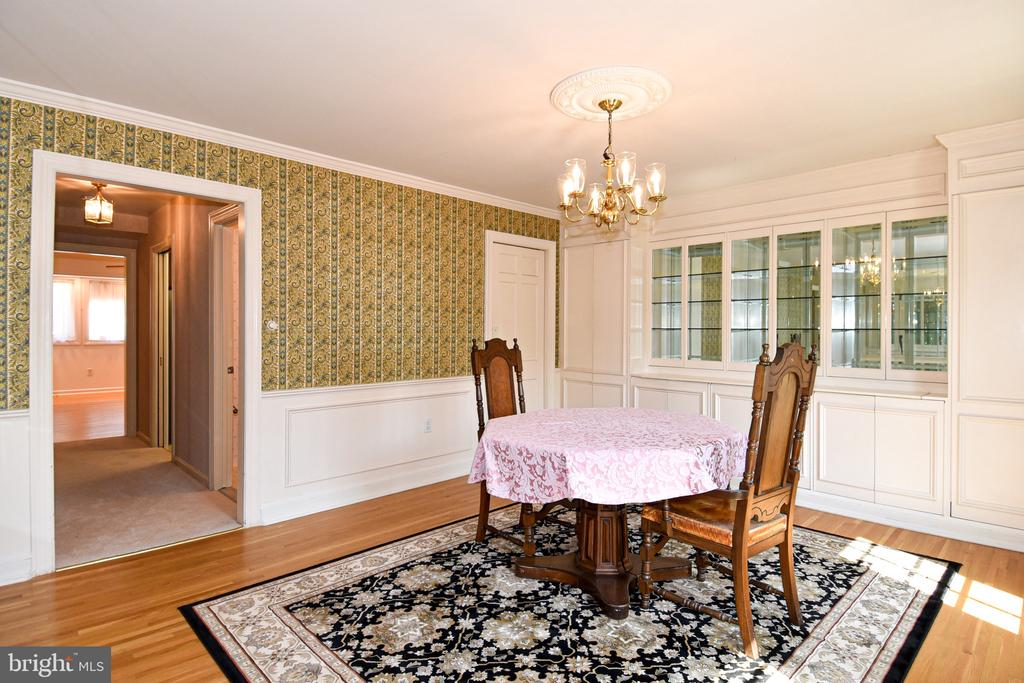 Dining Room - 611 4TH PL SW, WASHINGTON