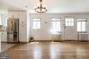 Open & Airy Living Space - 3211 19TH ST N, ARLINGTON