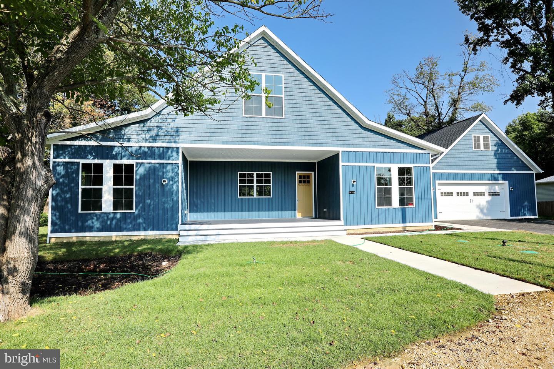 Single Family Homes のために 売買 アット Cobb Island, メリーランド 20625 アメリカ