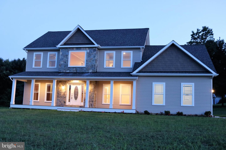 Single Family Homes 용 매매 에 Rohrersville, 메릴랜드 21779 미국