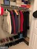 Closet in Mud room - 17972 SWANS CREEK LN, DUMFRIES