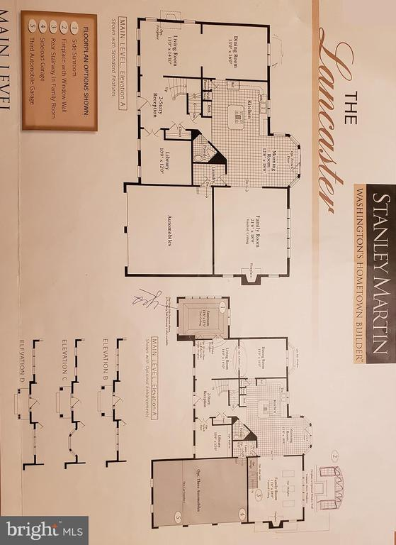 Floor Plan 2 - 4059 SAPLING WAY, TRIANGLE