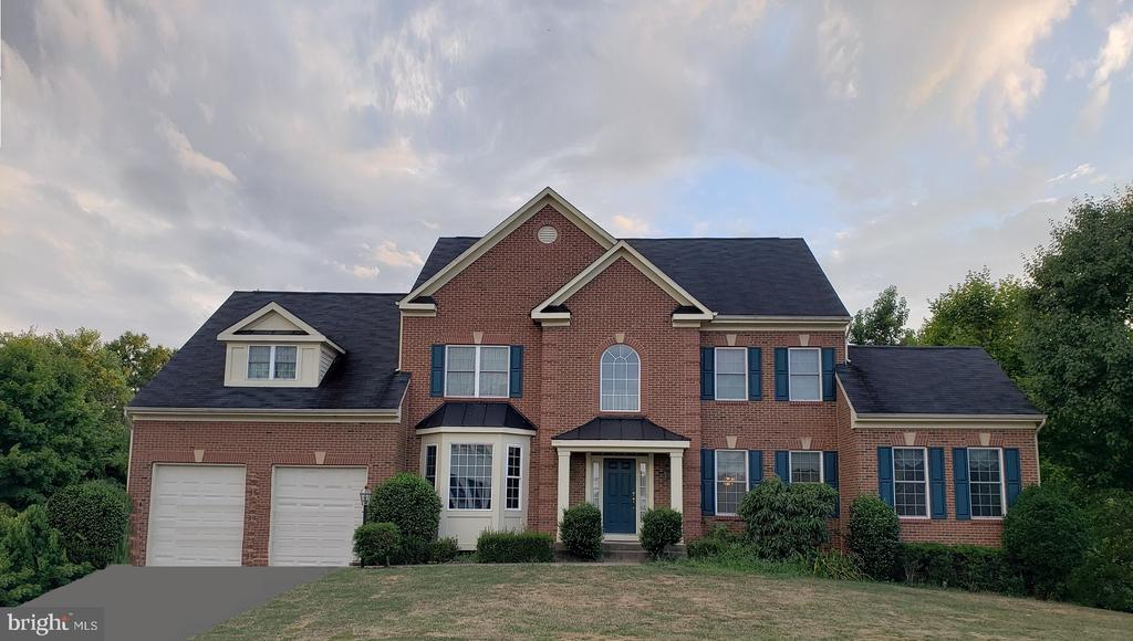 Beautiful Brick Front - 4059 SAPLING WAY, TRIANGLE