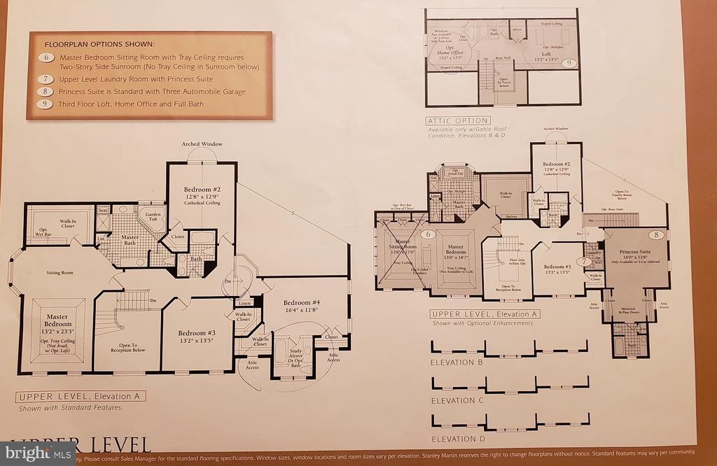 Floor Plan 1 - 4059 SAPLING WAY, TRIANGLE