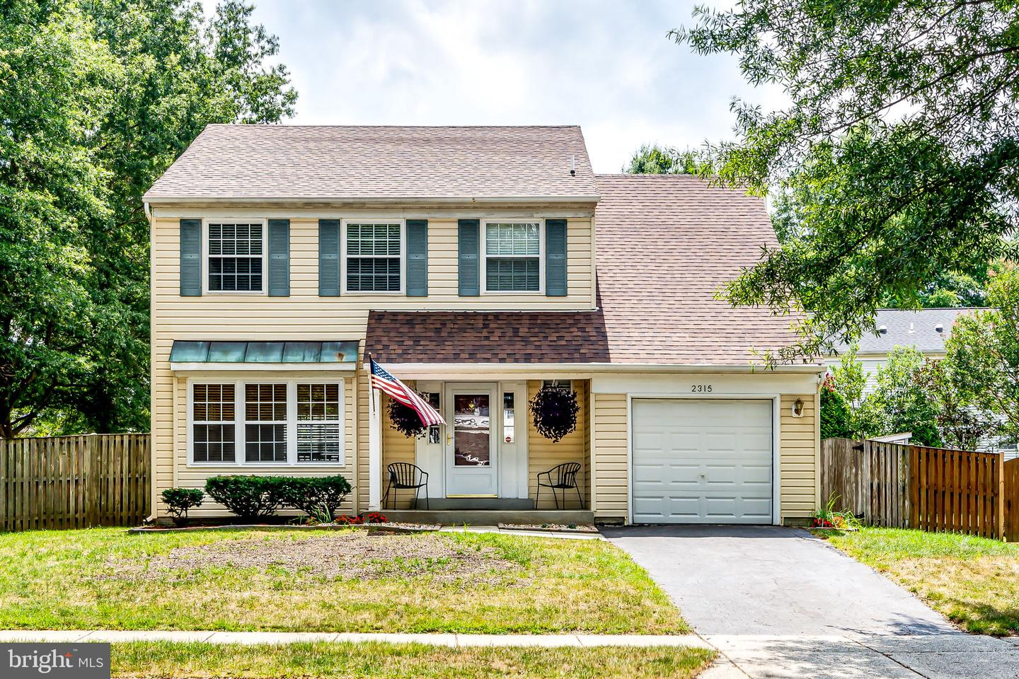 Single Family Homes por un Venta en Crofton, Maryland 21114 Estados Unidos
