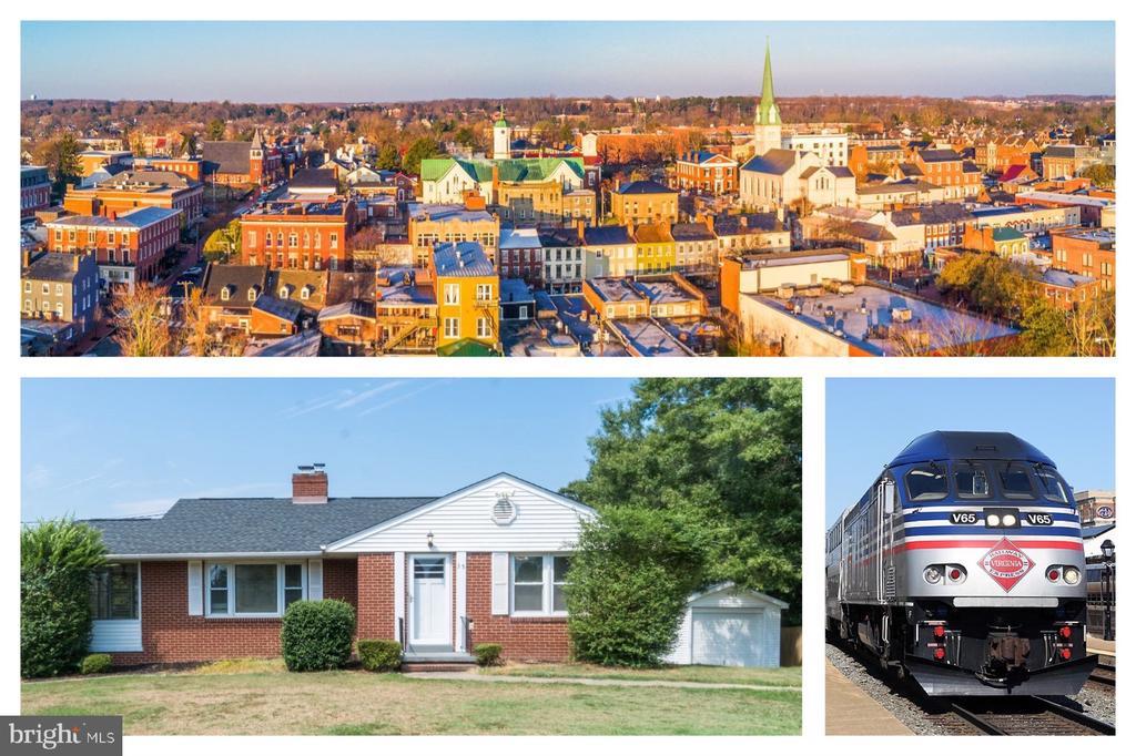 Welcome to 35 Leeland Road in  Fredericksburg, VA - 35 LEELAND RD, FREDERICKSBURG