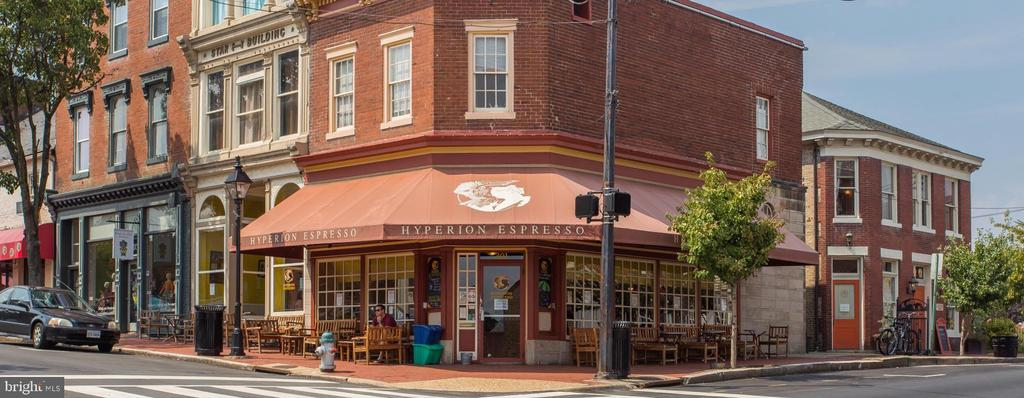 Sip on Coffee outside of a cafe - 35 LEELAND RD, FREDERICKSBURG