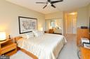Great Master Bedroom - 19355 CYPRESS RIDGE TER #920, LEESBURG