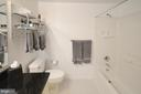Upgraded Master Bathroom with Soaking Tub - 19355 CYPRESS RIDGE TER #920, LEESBURG