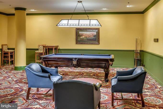 Billiards Room - 19355 CYPRESS RIDGE TER #920, LEESBURG