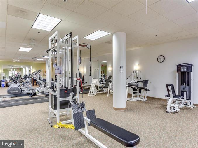 Exercise Room - 19355 CYPRESS RIDGE TER #920, LEESBURG