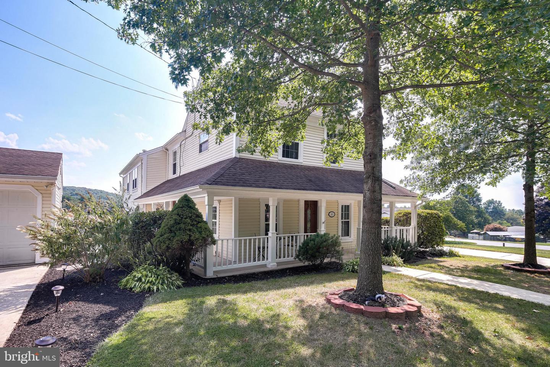 Single Family Homes pour l Vente à Boonsboro, Maryland 21713 États-Unis