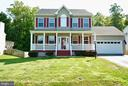 BEAUTIFUL CENTER HALL COLONIAL - 35 BLOOMINGTON LN, STAFFORD