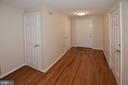 Foyer  w/Half BA, Closet & Garage Access. - 15704 LANSDALE PL, DUMFRIES