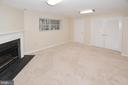 FR (Office or BR?) w/ closet & over-sized windows. - 15704 LANSDALE PL, DUMFRIES