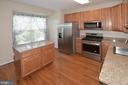 Expansive Granite Counter tops. - 15704 LANSDALE PL, DUMFRIES