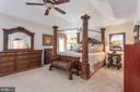 Luxury Master Suite w/Sitting Room - 4004 SAPLING WAY, TRIANGLE