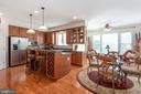 Luxury Kitchen - 4004 SAPLING WAY, TRIANGLE