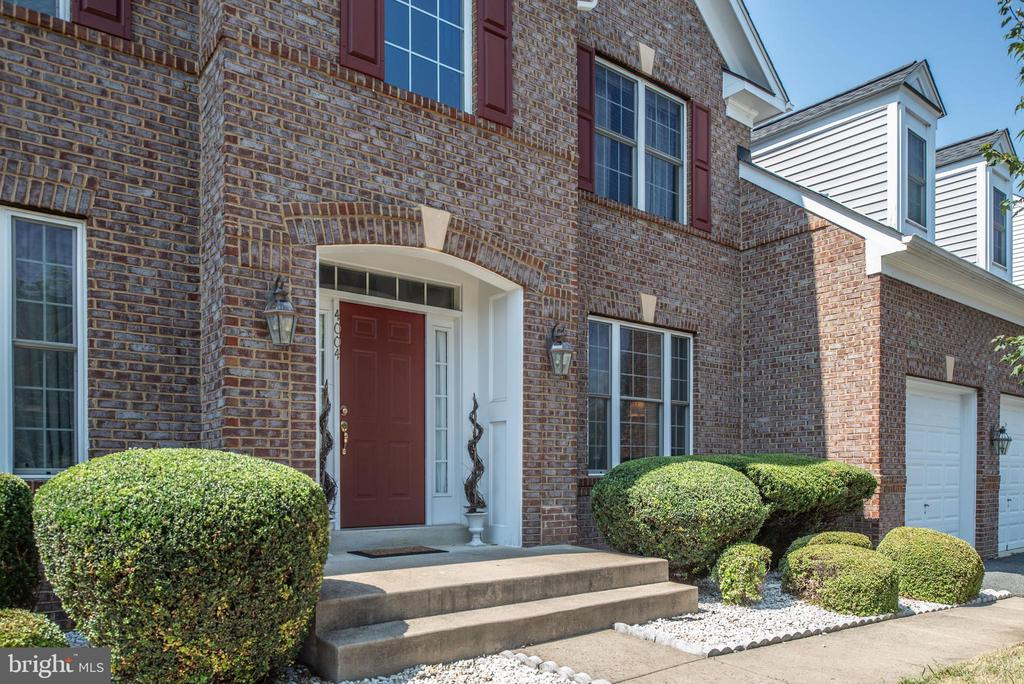 Brick Front! - 4004 SAPLING WAY, TRIANGLE