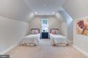 Bedroom - 8305 CRESTRIDGE RD, FAIRFAX STATION