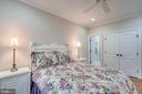 Guest bedroom - 8305 CRESTRIDGE RD, FAIRFAX STATION