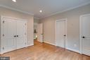 Additional bedroom - 8305 CRESTRIDGE RD, FAIRFAX STATION