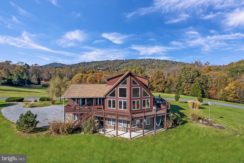 Single Family Homes للـ Sale في Bentonville, Virginia 22610 United States