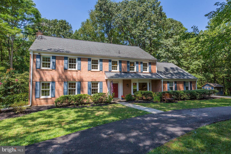 Single Family Homes для того Продажа на Darnestown, Мэриленд 20874 Соединенные Штаты