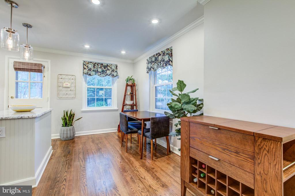 Proper Dining Room - 4318 36TH ST S, ARLINGTON