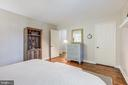 Master Bedroom w/ 2 Large Closets - 4318 36TH ST S, ARLINGTON