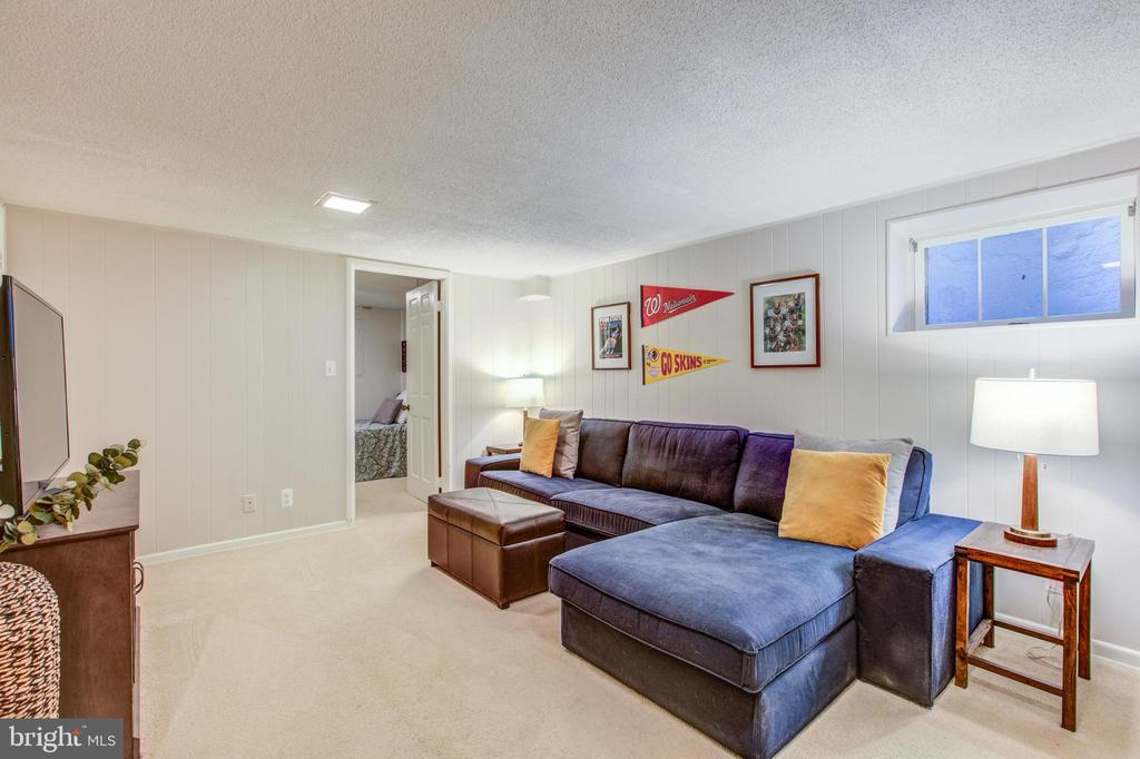 2nd Living-Recreation Room - 4318 36TH ST S, ARLINGTON