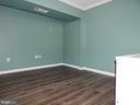 Lower level bedroom - 6200 MASSAPONAX DR, FREDERICKSBURG